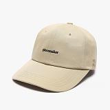 [피스메이커]PIECE MAKER - CLASSIC LOGO CAP (DUSTY BEIGE) 야구모자 볼캡