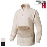 [해리슨] HARRISON 아노락 목폴라 티 CL1222