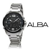 [ALBA공식스토어]알바 DIGITAL 시계 AZ4001X1 본사직영 시계
