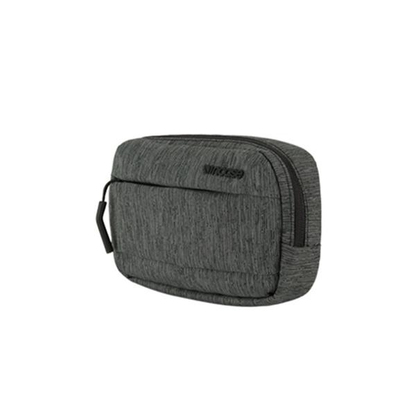 [노트 볼펜 증정][인케이스]INCASE - City Accessory Pouch INCO400174-HBK (Heather Black) 인케이스코리아정품 당일 무료배송 파우치