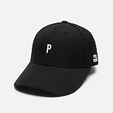 [피스메이커]PIECE MAKER - OG HARD CAP (BLACK)볼캡
