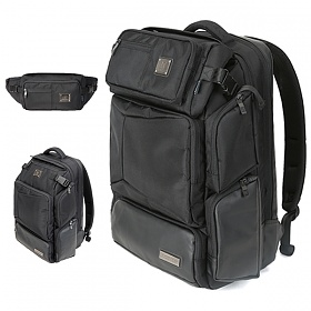 몬스터리퍼블릭 DIFFERESSIVE REWIND MULTI BAG BLACK