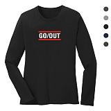 폴앤폴 - 고아웃 라운드 긴팔 티셔츠 (남여공용)