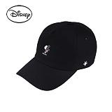 [캡텐] CAP10 디즈니 뽀뽀시리즈 볼캡(비워싱) BLACK(BK57)