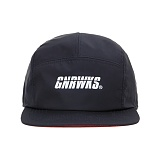 [제네럴윅스] GENERALWORKS GCC301 로고 캠프캡 - 네이비