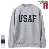[해리슨] HARRISON USAF 공군 맨투맨 NC1139