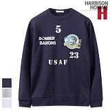 [해리슨] HARRISON 봄버5 맨투맨 NC1132