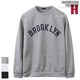 [해리슨] HARRISON 브루클린 맨투맨 NC1127