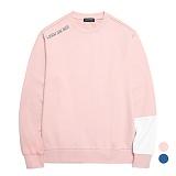[특가할인]밴웍스 소매 배색 포인트 스웨트셔츠 (VNAGTS004)_2colors 쭈리 맨투맨