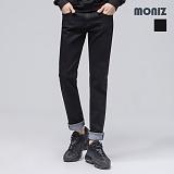 [모니즈]MONIZ 디노 스판 블랙 데님팬츠 PDN135