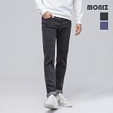 [모니즈]MONIZ 베이직 스판 다운 데님팬츠 PDN137