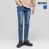 [모니즈]MONIZ 밑단 빈티지 청바지 PDN154