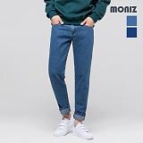 [모니즈]MONIZ 레귤러 베이직 청바지 PDN158