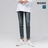 [모니즈]MONIZ 스트레이트 워싱 청바지 PDN178