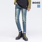 [모니즈]MONIZ 일레븐 워싱 스판 청바지 PDN235