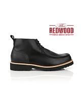 [REDWOOD]왈라비 부츠 wallaby boots black 워커 부츠