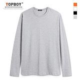 [탑보이] 무지 오버핏 롱슬리브 티셔츠 (CA207) 티셔츠