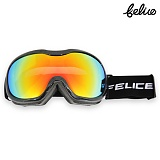 [펠리체] S11 BLACK 스키고글 스노우보드 고글