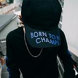 [본챔스] BORN CHAMPS BTBC 6P CAP BLACK CEPFMCA10BK 모자 볼캡 야구모자
