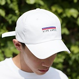 [본챔스] BORN CHAMPS LIVE LARGE CAP WHITE CEPFMCA07WH 모자 볼캡 야구모자
