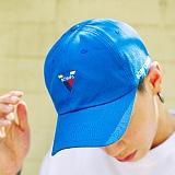 [본챔스] BORN CHAMS V SYMBOL CAP BLUE CEPFMCA05BL 모자 볼캡 야구모자