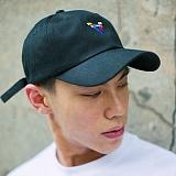 [본챔스] BORN CHAMS V SYMBOL CAP BLACK CEPFMCA05BK 모자 볼캡 야구모자
