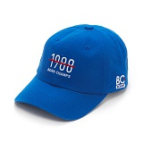[본챔스] BORN CHAMS BC 1988 BALL CAP BLUE CEPFMCA04BL 모자 볼캡 야구모자