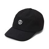 [본챔스] BORN CHAMS BC LOGO 6P CAP BLACK CEPFMCA88BK 모자 볼캡 야구모자