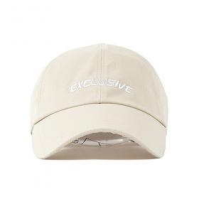 [아이넨]EINEN-Arch Exclusive Ballcap(Beige) 아치 익스클루시브 볼캡 야구모자