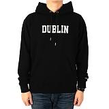 [아이넨]EINEN-Dublin Hoodie Sweatshirts(Black) 더블린 후디 후드티