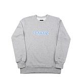 [아이넨]EINEN-Static MTM Sweatshirts(Melange) 맨투맨 스��셔츠 크루넥