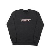 [아이넨]EINEN-Static MTM Sweatshirts(Charcoal) 맨투맨 스��셔츠 크루넥