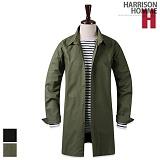 [해리슨] HARRISON 버튼 심플 코트 RM1166