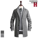 [해리슨] HARRISON 글렌 체크 하프 코트 RM1154