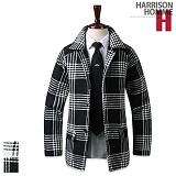 [해리슨] HARRISON 톰 체크 코트코트 DB1154