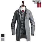 [해리슨] HARRISON 멜톤 원 버튼코트 DB1099