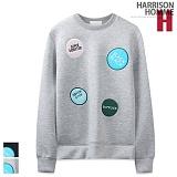 [해리슨] HARRISON 네오프렌 5와펜 맨투맨 RT1084