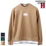 [해리슨] HARRISON 런던 레이어드 맨투맨 RT1057