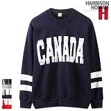 [해리슨] HARRISON BOX 캐나다 빈티지 맨투맨 MJ1036