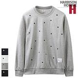 [해리슨] HARRISON 작은별 맨투맨 MJ1019
