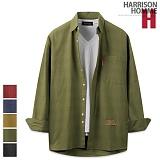 [해리슨] HARRISON 루즈핏 9번 체크 셔츠 MT1351