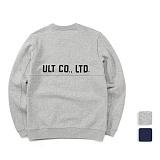 [언리미트]Unlimit - Ultc Crewneck(U17ATTS02) 쭈리 맨투맨 크루넥