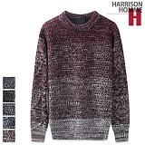 [해리슨] HARRISON 4도 보카그라 니트 MT1239