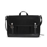 [스태티쉬] STADTISCH - Yacht Collection Briefcase (Black) 요트 컬렉션 토트백 크로스백 브리프케이스_사은품 증정