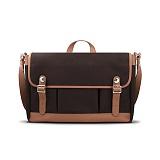 [스태티쉬] STADTISCH - Yacht Collection Briefcase (Brown) 요트 컬렉션 토트백 크로스백 브리프케이스_사은품 증정