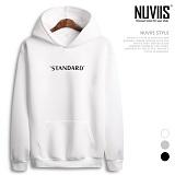 [뉴비스] NUVIIS - 네오프렌 스탠다드 후드티셔츠 (NB172HD)