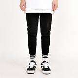 [쟈니웨스트] JHONNYWEST - Run Track Jogger Pants (Black) 조거팬츠