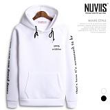 [뉴비스] NUVIIS - 네오프렌 고잉 후드티셔츠 (RW073HD)