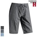 [해리슨] HARRISON 스트라이프 롤업 617 반바지 NS1074