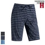 [해리슨] HARRISON 체크박스 롤업 616 반바지 NS1073